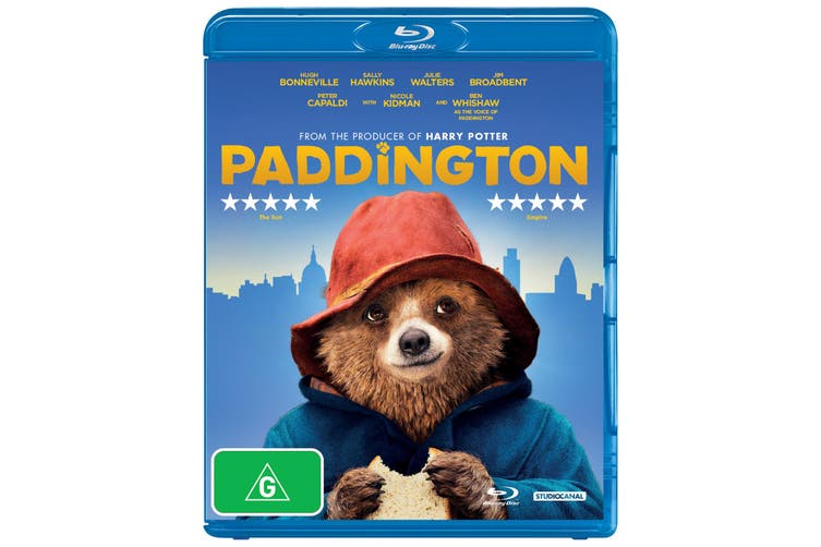 Paddington Blu-ray Region B