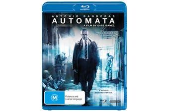 Automata Blu-ray Region B