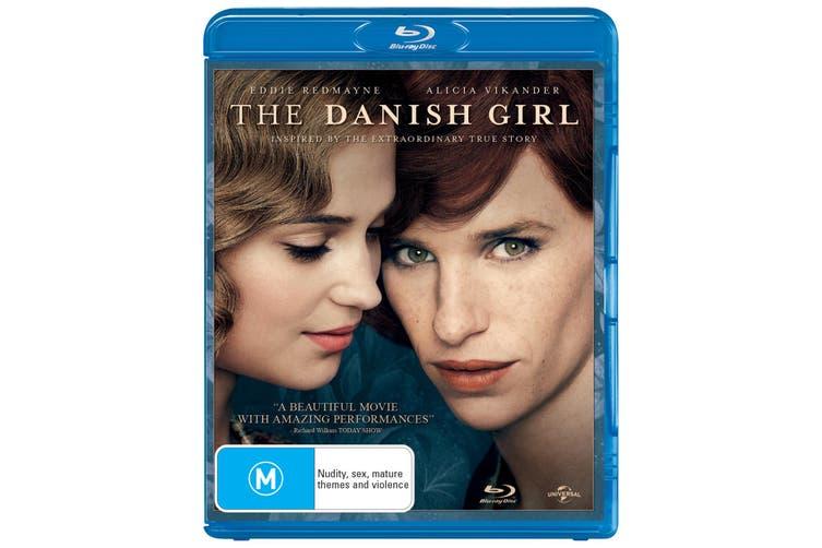 The Danish Girl Blu-ray Region B