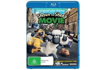 Shaun the Sheep Movie Blu-ray Region B