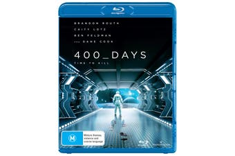 400 Days Blu-ray Region B
