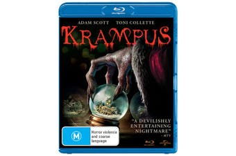 Krampus Blu-ray Region B