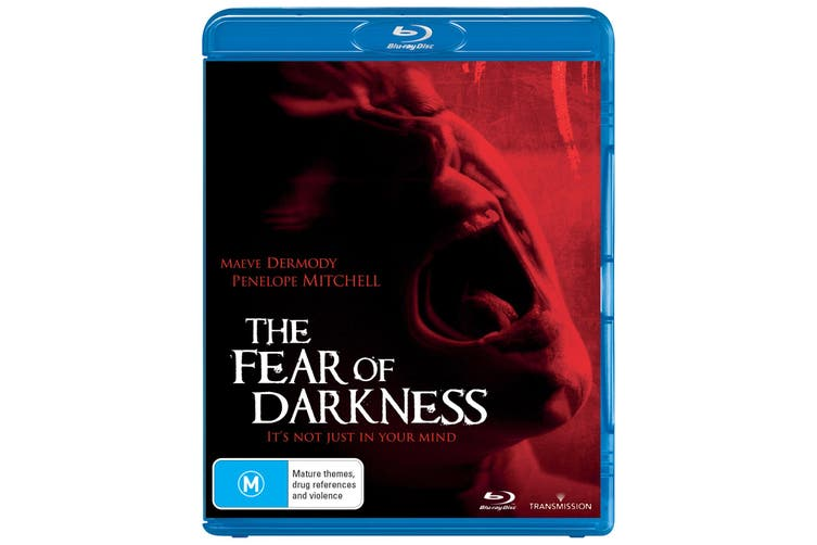 The Fear of Darkness Blu-ray Region B