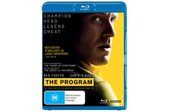 The Program Blu-ray Region B