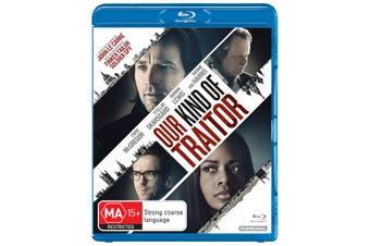 Our Kind of Traitor Blu-ray Region B