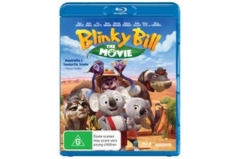 Blinky Bill the Movie Blu-ray Region B