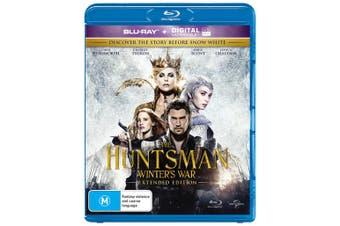 The Huntsman Winters War Blu-ray Region B