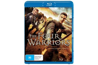 The Four Warriors Blu-ray Region B