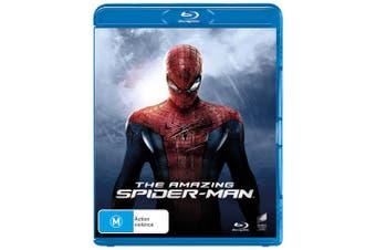 The Amazing Spider Man Blu-ray Region B