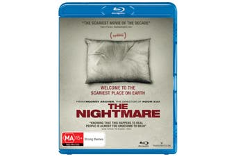 The Nightmare Blu-ray Region B