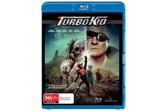 Turbo Kid Blu-ray Region B