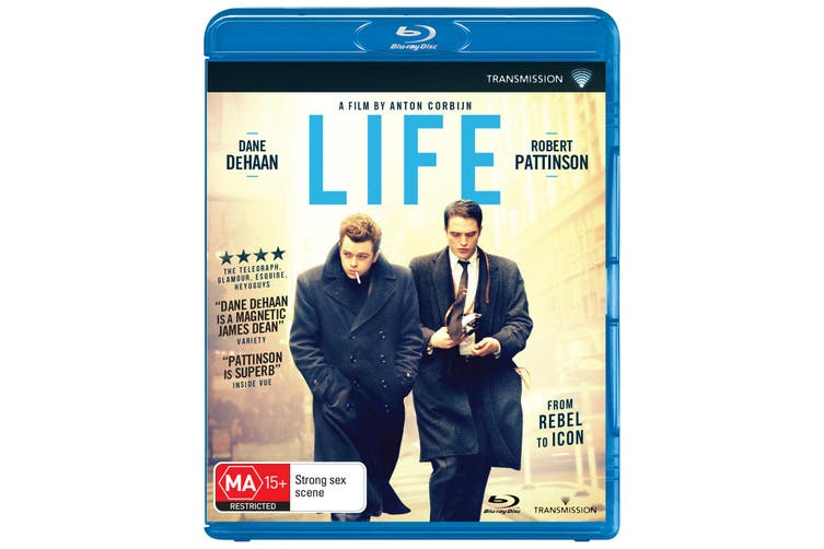 Life Blu-ray Region B