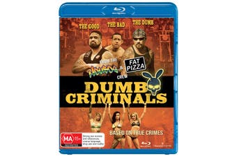 Dumb Criminals The Movie Blu-ray Region B