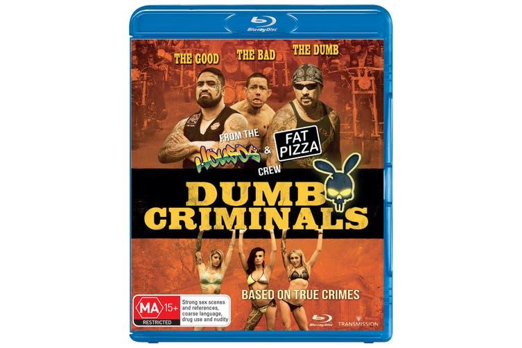 Dumb Criminals The Movie Blu-ray Region B