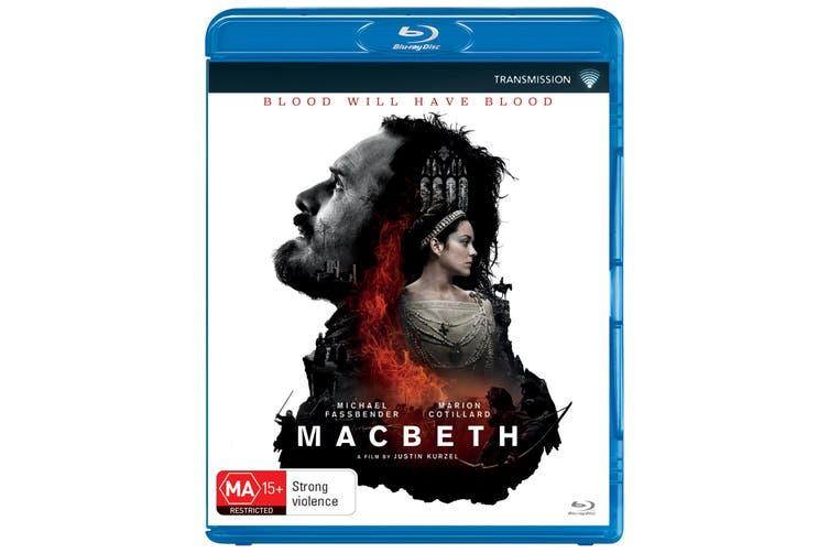 Macbeth Blu-ray Region B