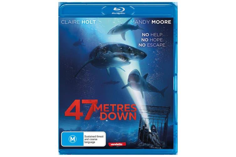 47 Metres Down Blu-ray Region B
