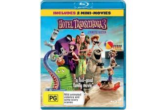 Hotel Transylvania 3 Blu-ray Region B