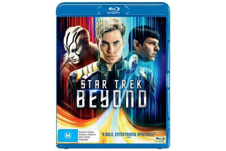 Star Trek Beyond Blu-ray Region B
