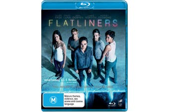 Flatliners Blu-ray Region B