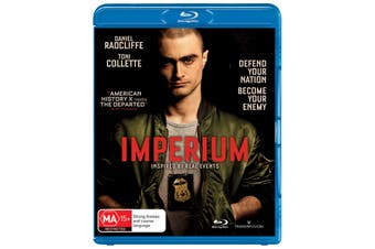 Imperium Blu-ray Region B