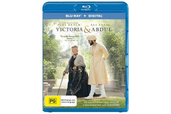 Victoria and Abdul Blu-ray Region B