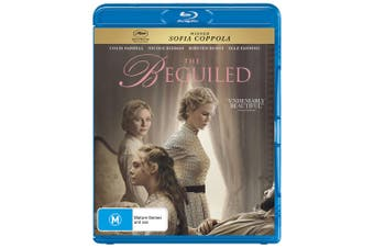 The Beguiled Blu-ray Region B