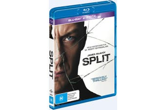 Split Blu-ray Region B