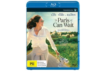 Paris Can Wait Blu-ray Region B