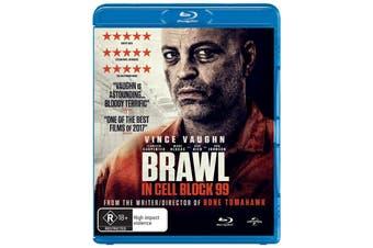 Brawl in Cell Block 99 Blu-ray Region B