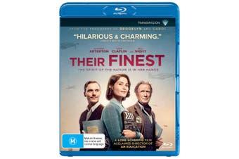 Their Finest Blu-ray Region B