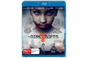 The Girl With All the Gifts Blu-ray Region B