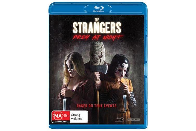The Strangers Prey at Night Blu-ray Region B