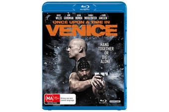 LA Vengeance Blu-ray Region B
