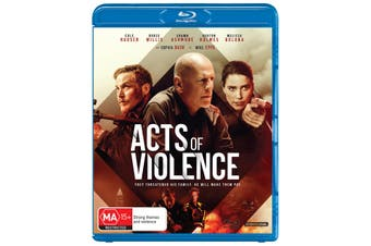 Acts of Violence Blu-ray Region B