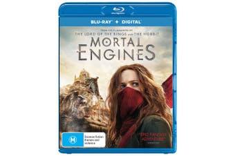 Mortal Engines with Digital Download Blu-ray Region B