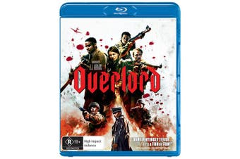 Overlord Blu-ray Region B
