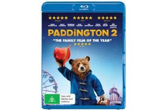 Paddington 2 Blu-ray Region B