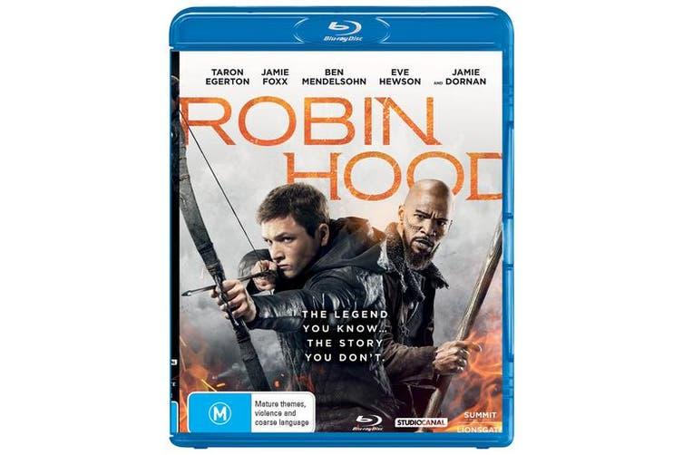 Robin Hood Blu-ray Region B