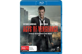 Acts of Vengeance Blu-ray Region B