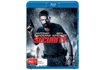 Security Blu-ray Region B