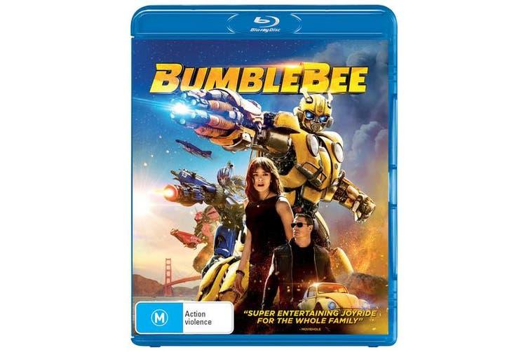 Bumblebee Blu-ray Region B