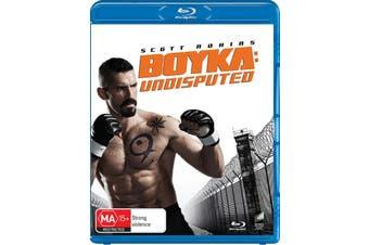 Undisputed Fight for Freedom Blu-ray Region B