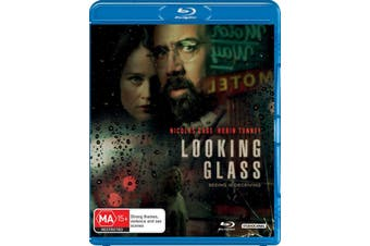 Looking Glass Blu-ray Region B