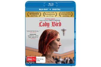 Lady Bird with Digital Download Blu-ray Region B