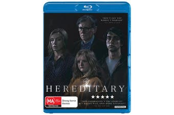 Hereditary Blu-ray Region B