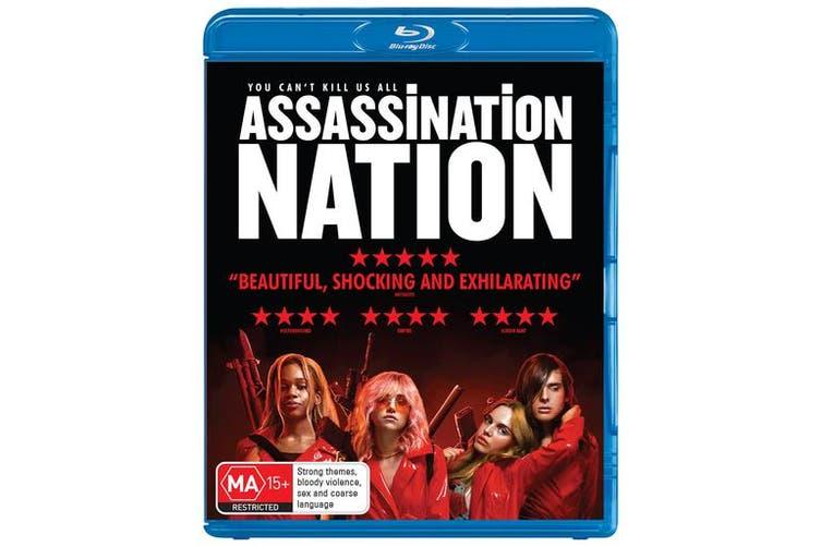 Assassination Nation Blu-ray Region B