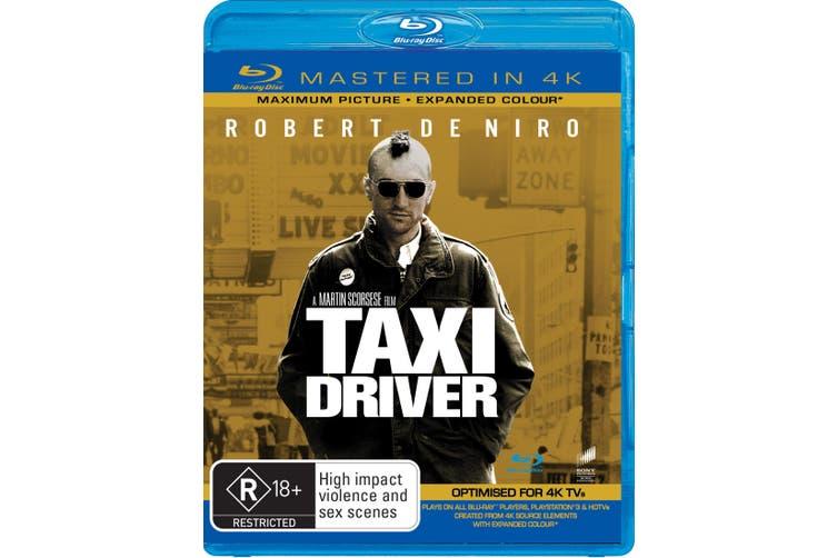 Taxi Driver Blu-ray Region B