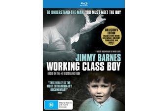 Jimmy Barnes Working Class Boy Collectors Edition Blu-ray Region B