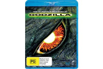 Godzilla Blu-ray Region B