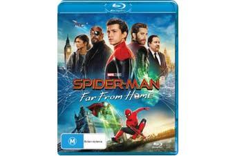 Spider Man Far from Home Blu-ray Region B